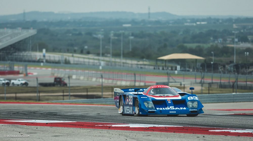 What It\'s Like To Race A Nissan GTP ZX-Turbo At Age 23 • Petrolicious