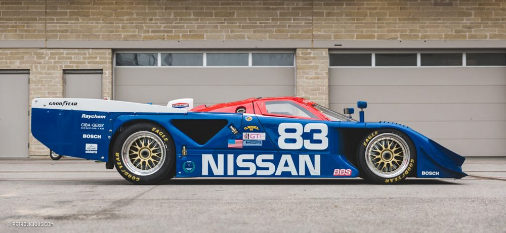 What It S Like To Race A Nissan Gtp Zx Turbo At Age Petrolicious