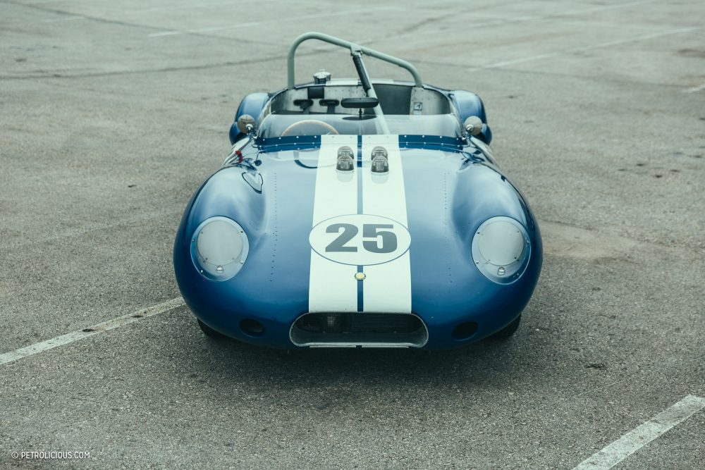 This Lister Has Been A Vintage Racing Mentor • Petrolicious