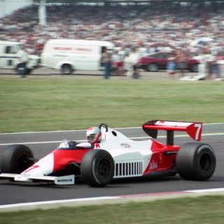 I Was There: 1983 British Grand Prix at Silverstone