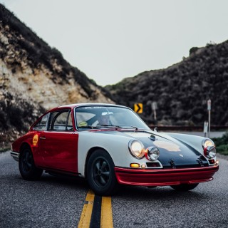 An R Gruppe Founding Member And His 30 Year Love Affair With His 911