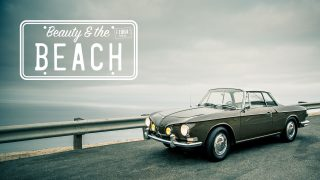This VW Type 34 Ghia 'Razor' Is The Beauty Next To The Beach