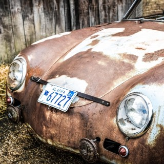 This Porsche 356 Has Not Had Your Typical Restoration