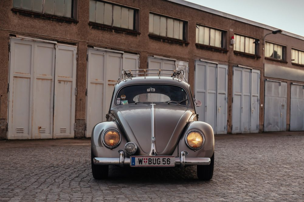 A 1956 Okrasa TSV 1300 VW Beetle Is This Berliner\'s First Car ...