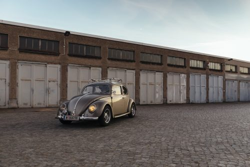 A 1956 Okrasa TSV 1300 VW Beetle Is This Berliner's First