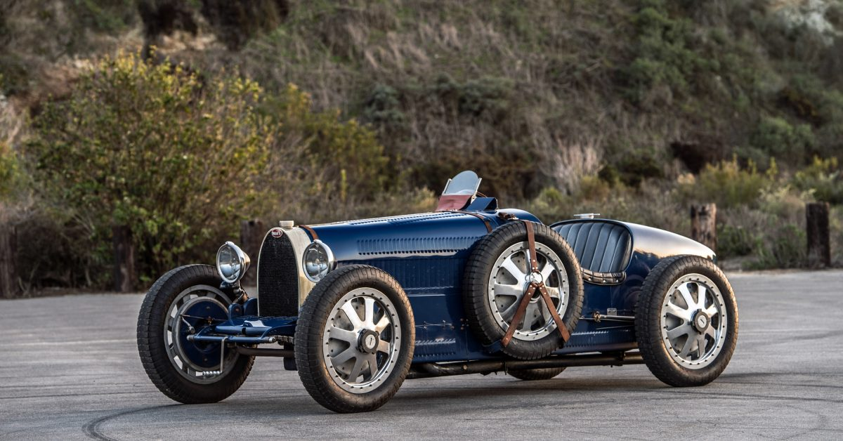 Pur Sang S John Bothwell On Building A Modern Bugatti Empire In