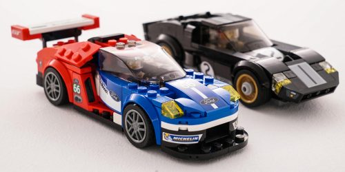 We Asked A Lego Designer How They Created The Ford Gt And Gt Models