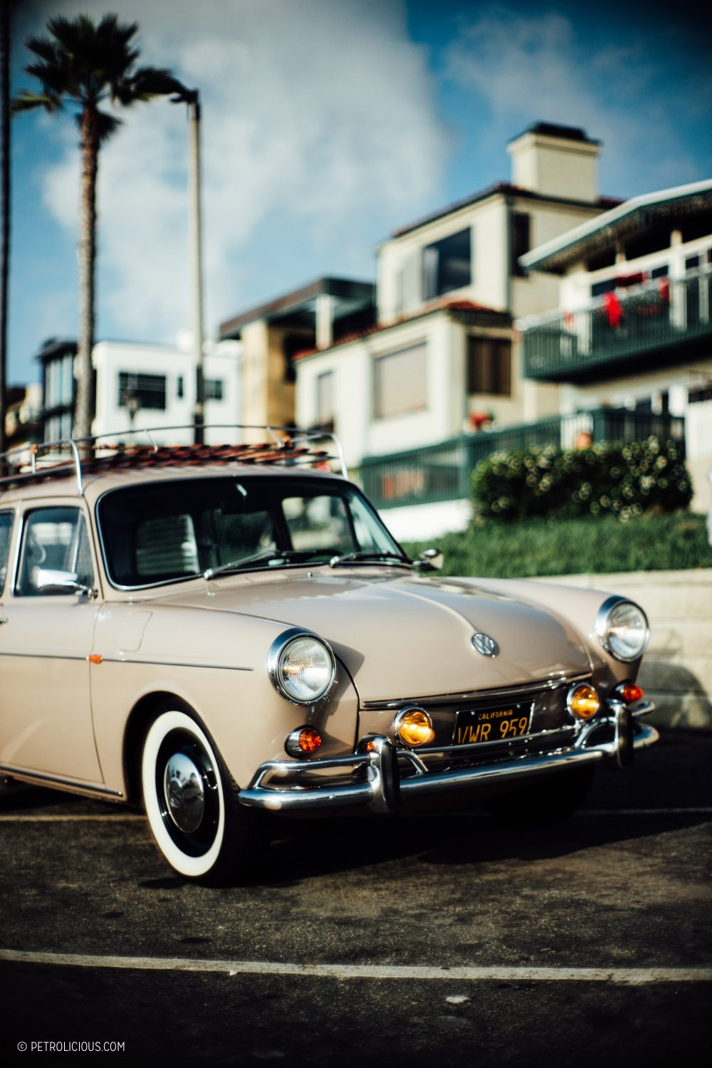 This vw type 3 squareback is the ultimate california beachcomber tg whats the general reaction when you park it on the street near the beach publicscrutiny Image collections