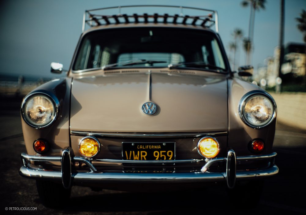 This VW Type 3 Squareback Is The Ultimate California