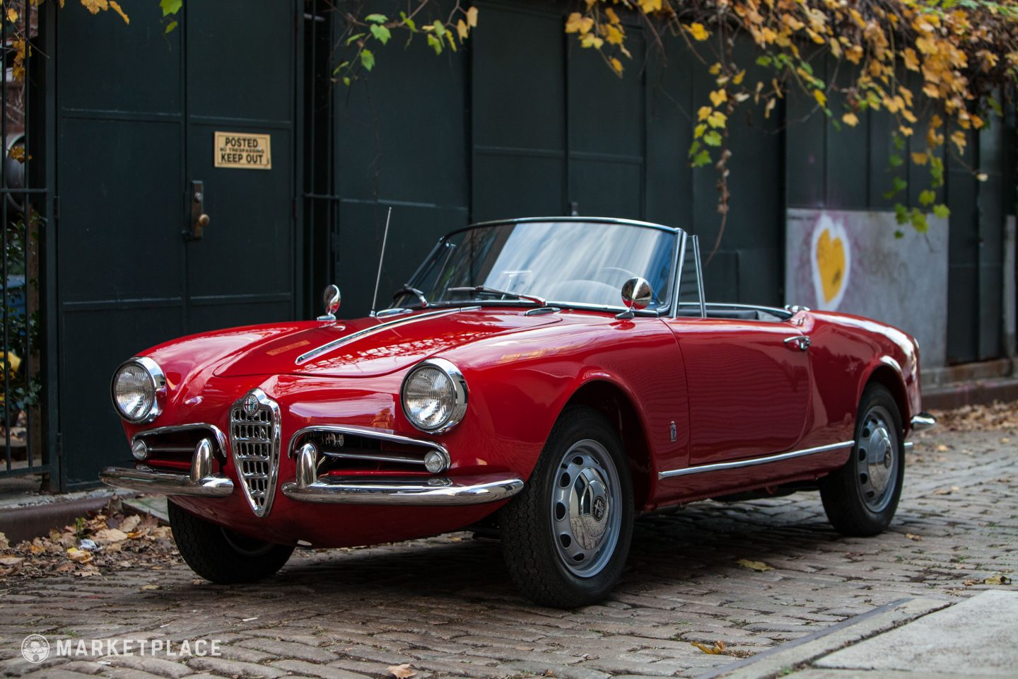1962 alfa romeo giulietta spider veloce 125 000. Black Bedroom Furniture Sets. Home Design Ideas