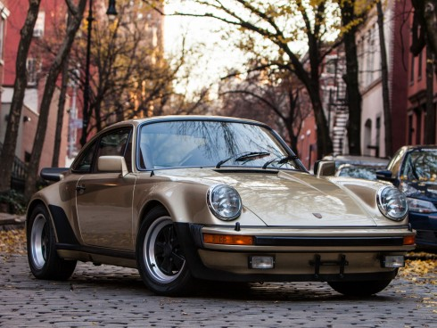 One Owner 15k-Mile 1977 Porsche 930 Turbo Carrera ($300,000)