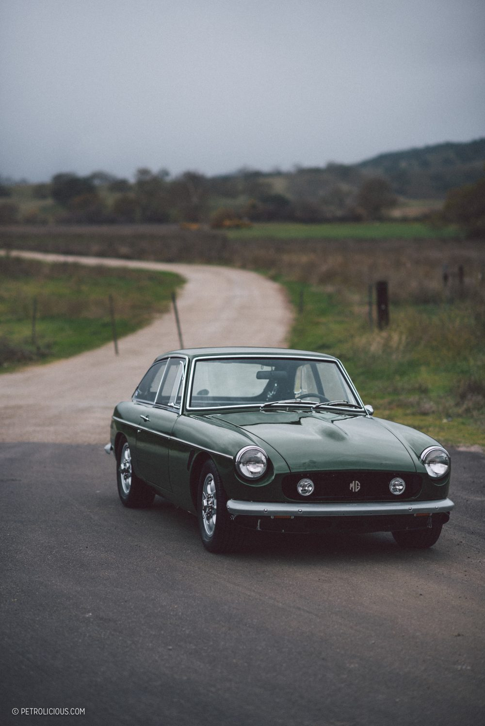 This MGB GT Is The BRG King Of San Luis Obispo • Petrolicious
