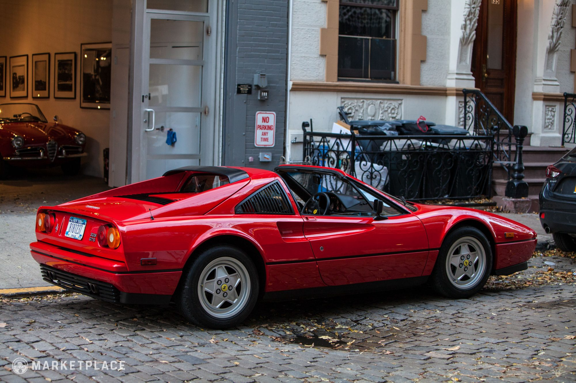 1989 ferrari 328 gts 400 euro job 400 euro. Black Bedroom Furniture Sets. Home Design Ideas