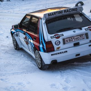 Driving Rally Legends To Suzdal Russia Is The Perfect Winter Activity