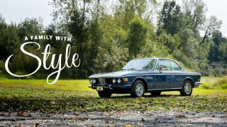 This 1972 BMW 3.0 CS Coupe Is A Member Of The Family