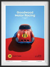 Ferrari 250 GTO – Goodwood TT