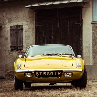 Film Gallery: The Lotus Elan +2