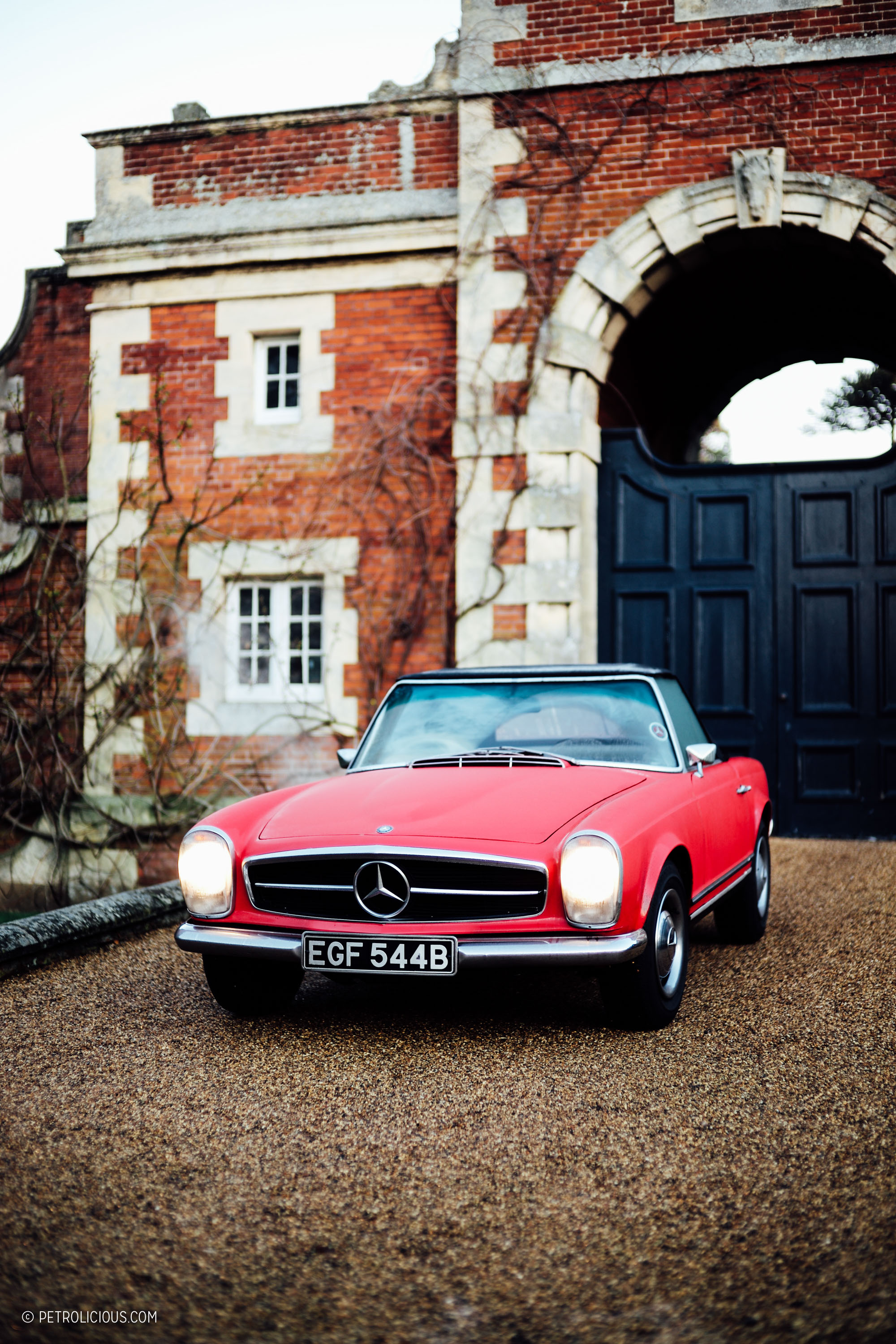 I Put 800 Miles On A Mercedes 230SL W113 And Fell In Love