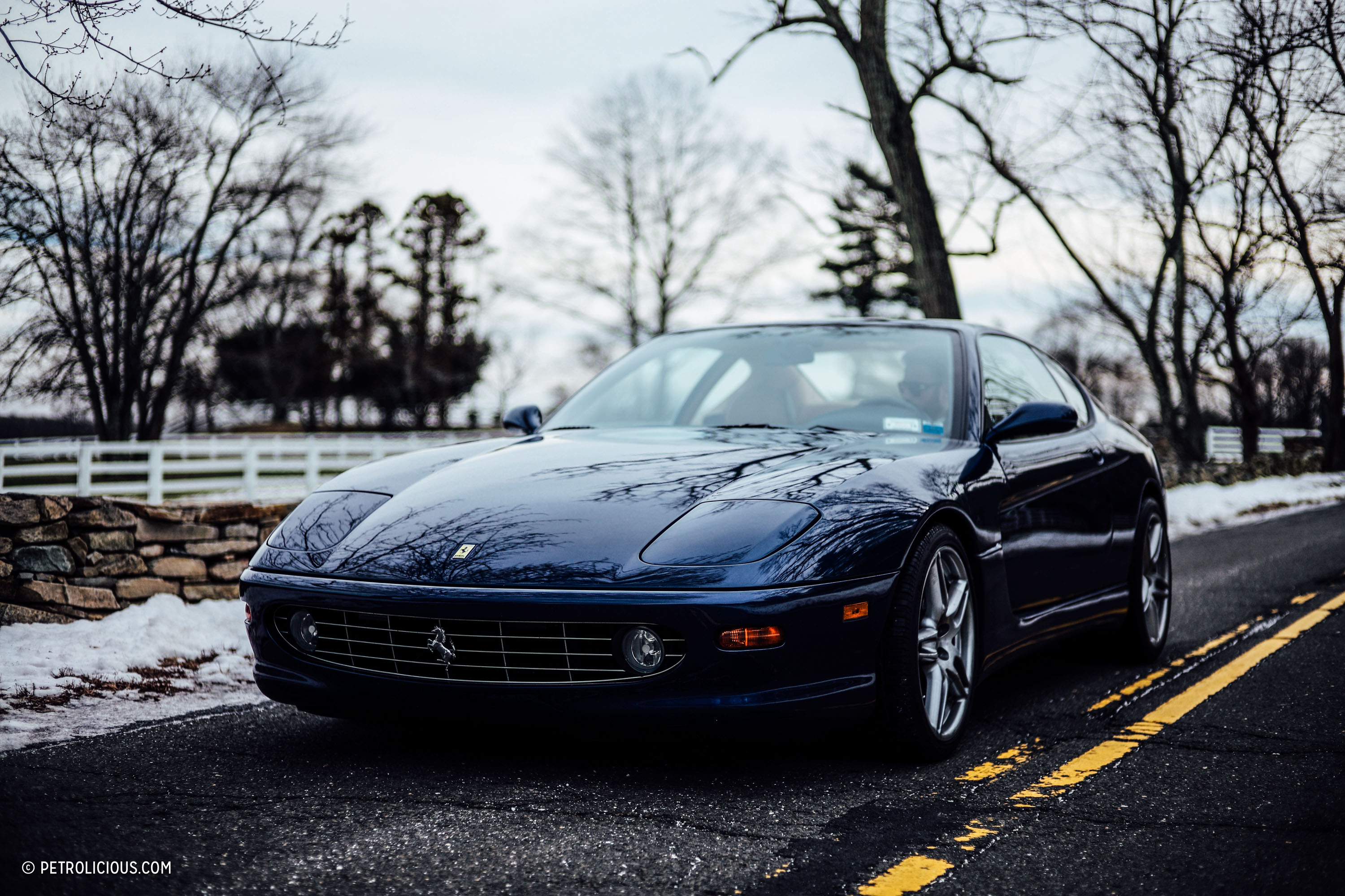 Why Do We Always Forget The Ferrari 456?
