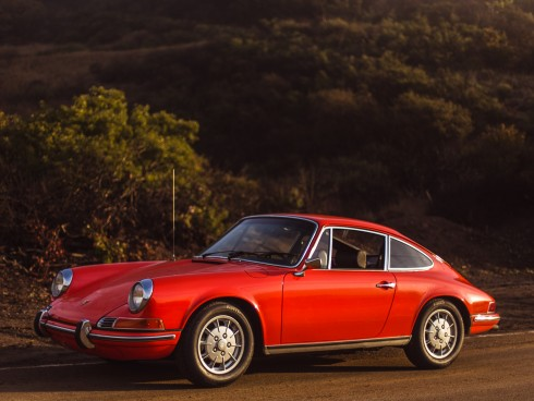 1971 Porsche 911T With Full Inspection