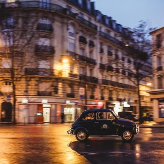 Swarming Paris At Dawn In Countless Classics Is Our Idea Of Heaven