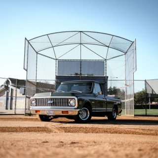 This 1972 Chevy C-10 Is America Personified