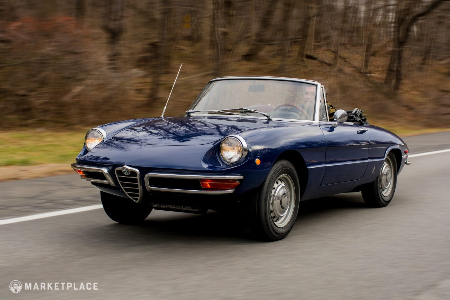 1969 alfa romeo 1750 spider veloce 47 500 petrolicious. Black Bedroom Furniture Sets. Home Design Ideas