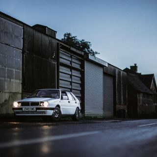 Behind The Scenes On Our Lancia Delta Integrale Film Shoot