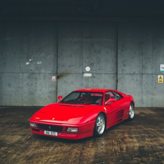 The Ferrari 348 GT Competizione Is A Rare Beast