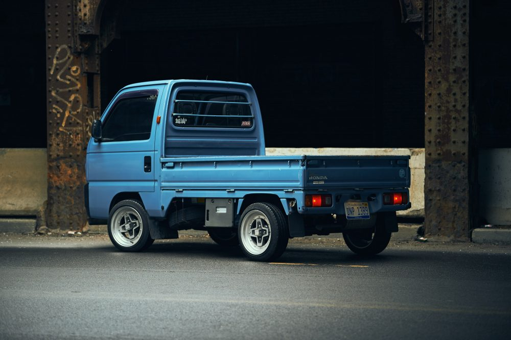 This Honda Acty Kei Truck Is Loved By A Jeep Designer In