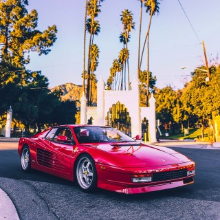 Who Needs A College Savings Account When You Could Invest In A Testarossa?