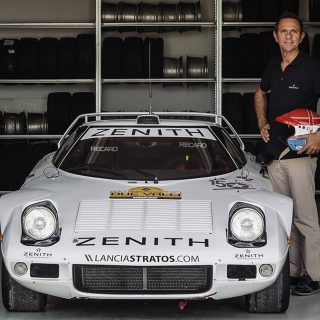 Ex-F1 Driver Érik Comas On His Racing Career And Love For The Lancia Stratos