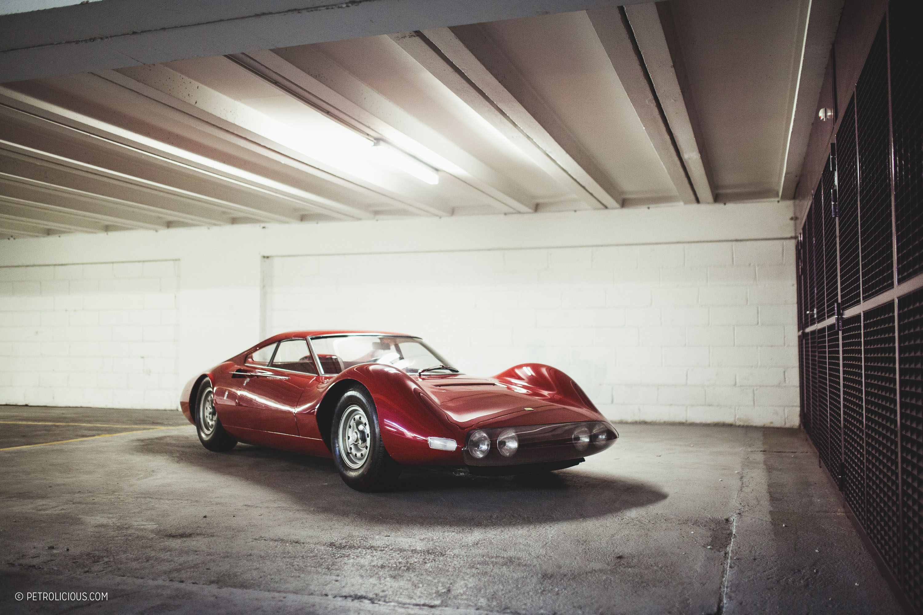 The Dino Prototype That Informed Decades Of Ferrari Design Is Coming Up For Sale
