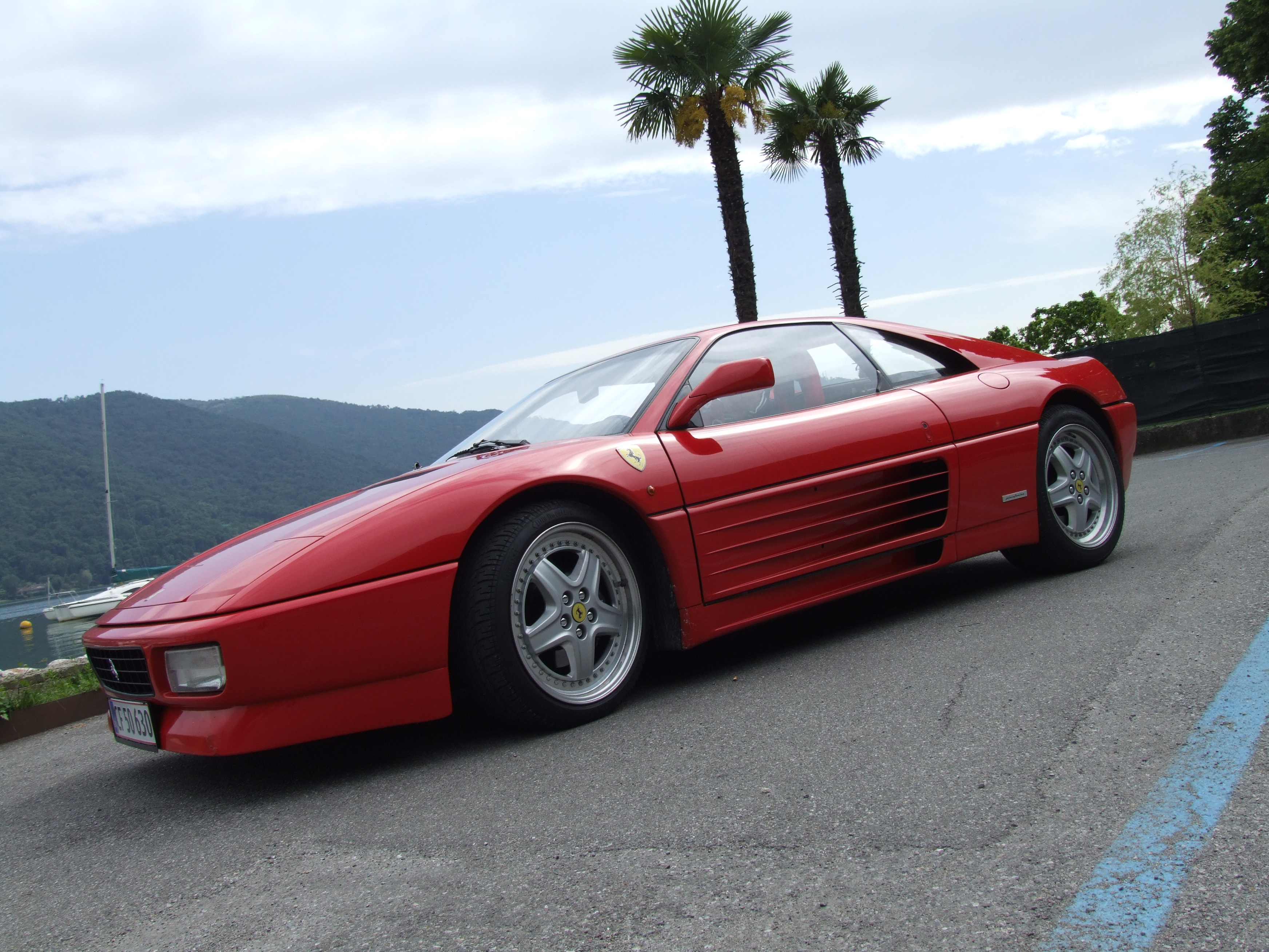 The ferrari 348 gt competizione is a rare beast petrolicious very nice to drive but a a cheep construction i miss my 348 competione nr 4750 sold it 15 year ago vanachro Images