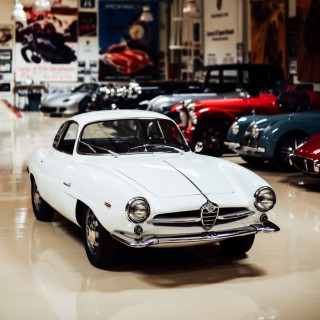 Get To Know Petrolicious' Alfa Romeo Giulia Sprint Speciale On Jay Leno's Garage