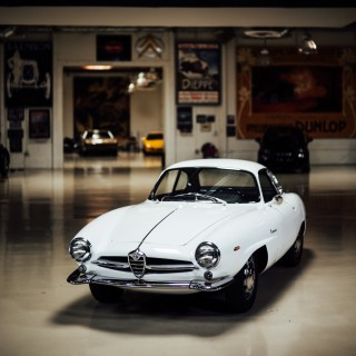 Peeking Into The Labyrinthian Halls Of Jay Leno's Garage