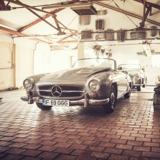 Oldtimer Studio Restores For The Right Reasons
