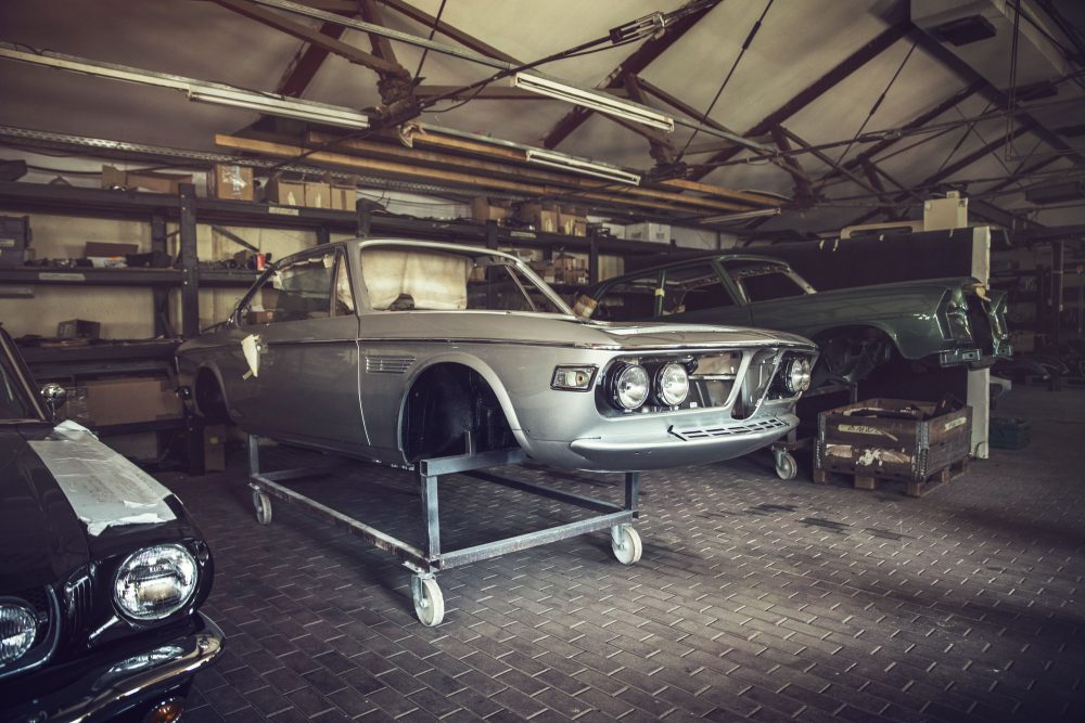Oldtimer Studio Restores For The Right Reasons • Petrolicious