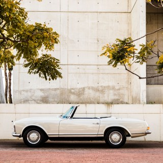 This Mercedes-Benz 230SL Has Been Family-Owned For 50 Years