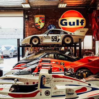 News Flash: Pelican Parts' HQ Is Full Of Incredible Porsches