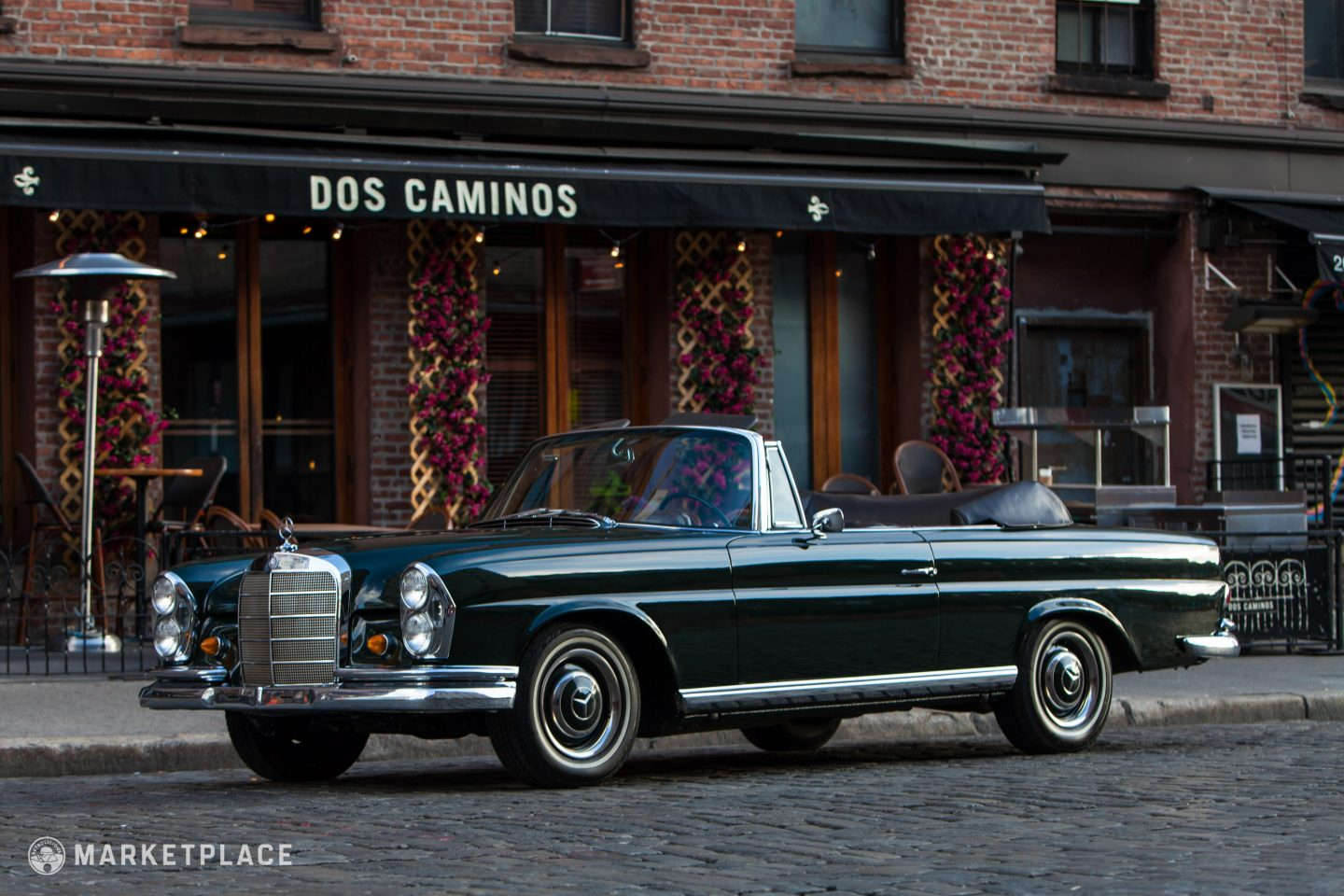 1967 mercedes benz 250se cabriolet petrolicious. Black Bedroom Furniture Sets. Home Design Ideas
