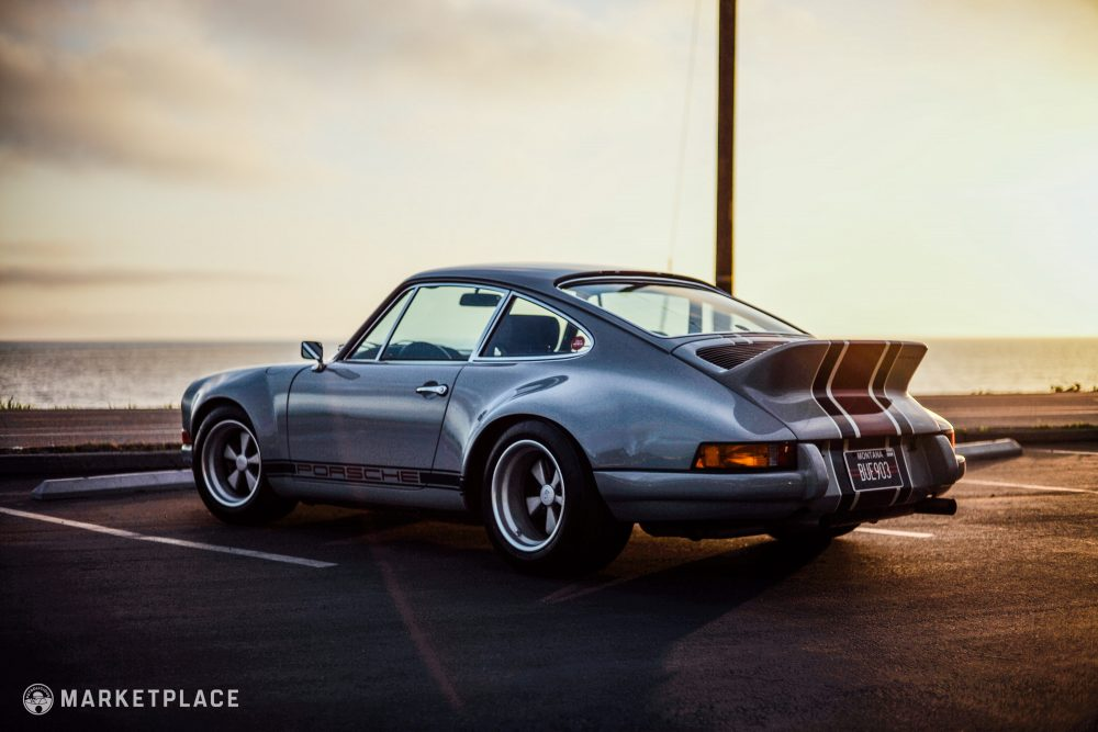 1984 porsche 911 carrera rsr backdate outlaw petrolicious price 235000 sciox Image collections