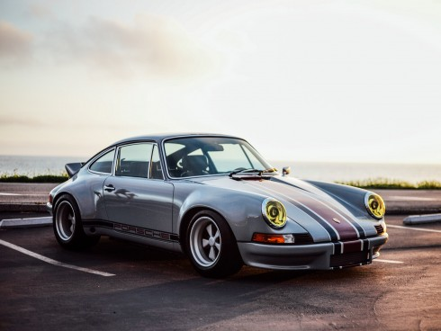 1984 Porsche 911 Carrera RSR 'Backdate' Outlaw