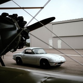 Lotus For Life: This Vietnam Aviator Veteran Has Rolled A Half-Million Miles