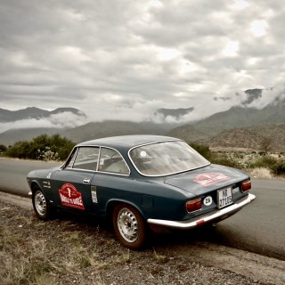 Neither Sickness Nor Tanzania Can Stop This Alfa's Journey Across Africa