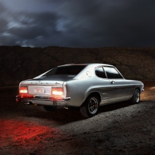 From Daily Driver To Restored Glory, This Ford Capri's Been There And Done That