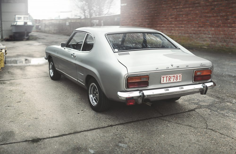 From Daily Driver To Restored Glory, This Ford Capri\'s Been There ...