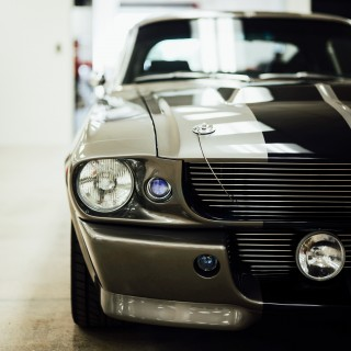 Fusion Motor Company Will Build You The Ultimate Eleanor Mustang