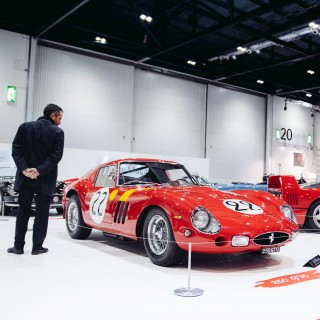 The London Classic Car Show Is This Weekend: Here's Why It's Worth Going