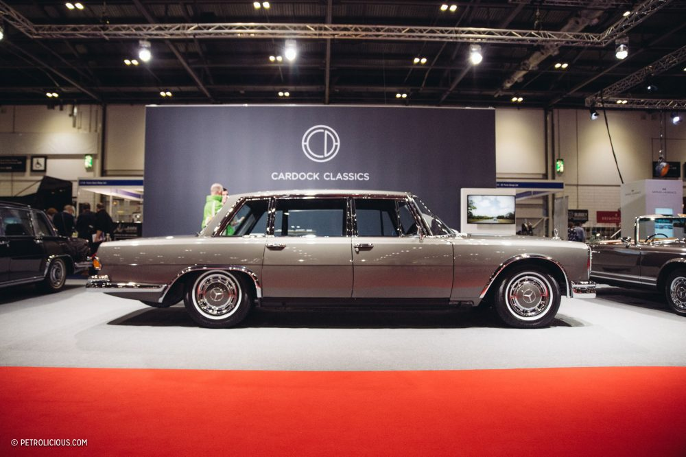 The London Classic Car Show Is This Weekend Heres Why Its Worth - London classic car show